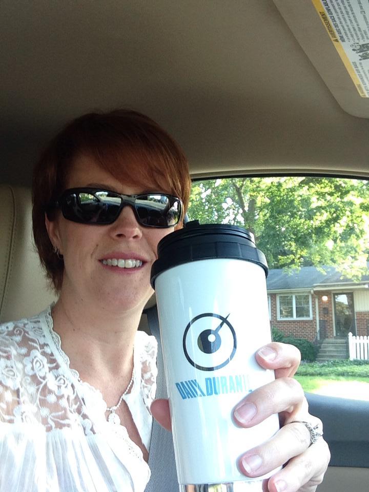 Julie Travel Mug