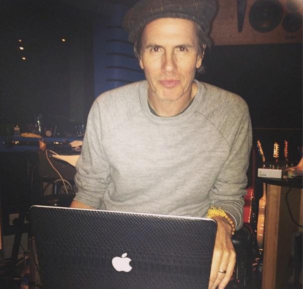 John from studio 2014