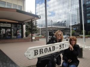 Duran Duran in Birmingham