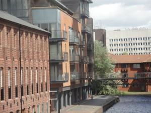 Duran Duran in Birmingham - canalways