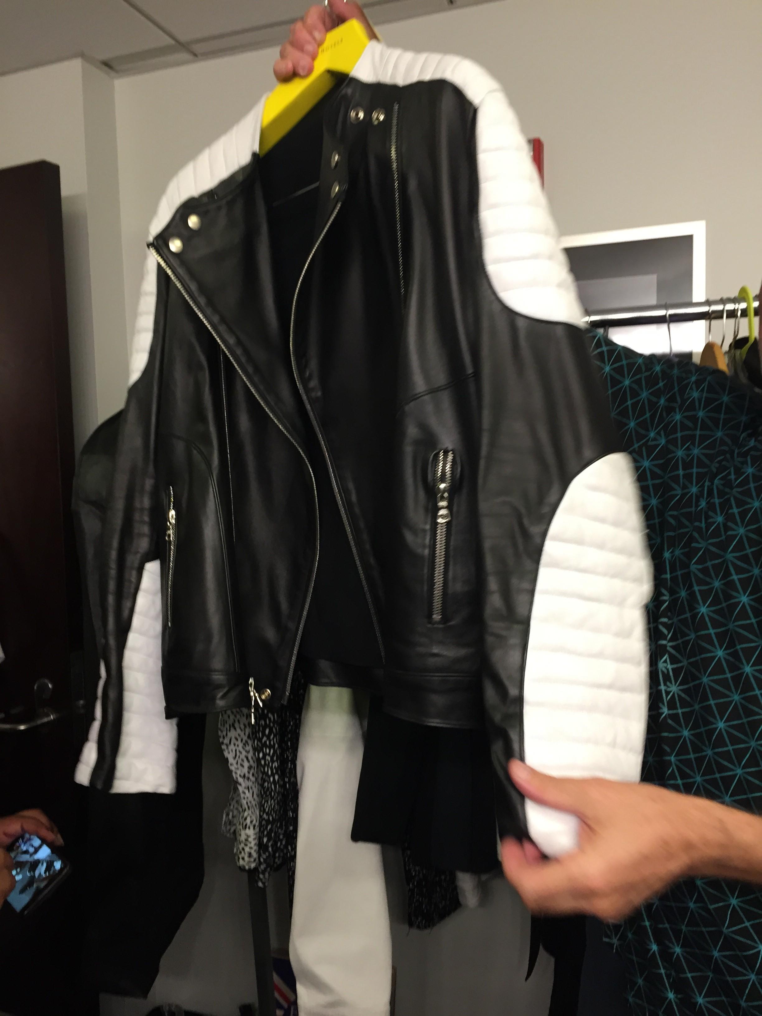 Simon's Moto Jacket