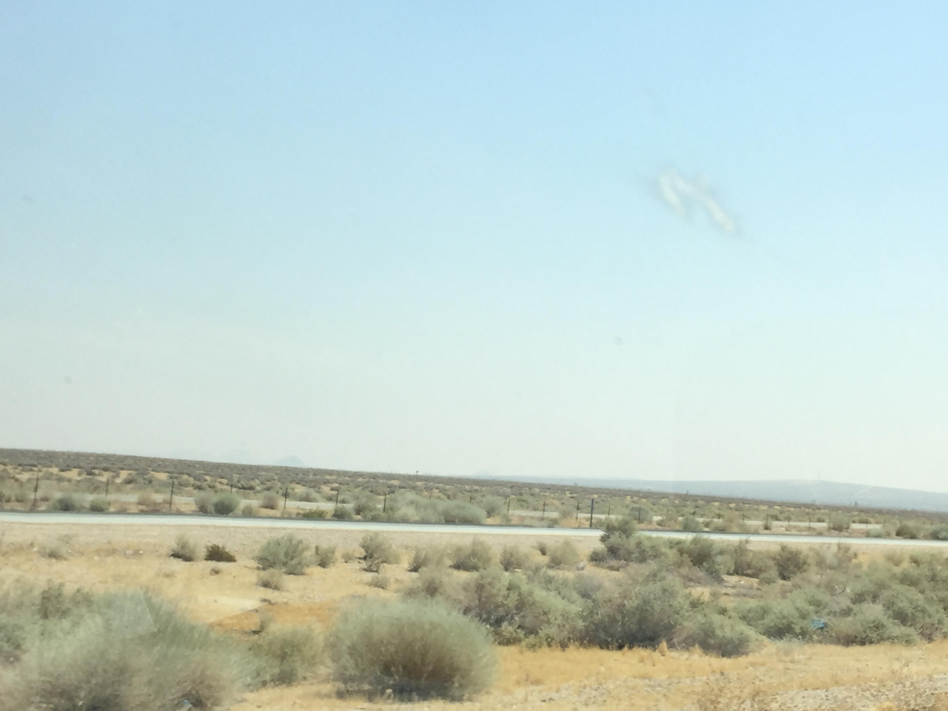 Drive to Vegas
