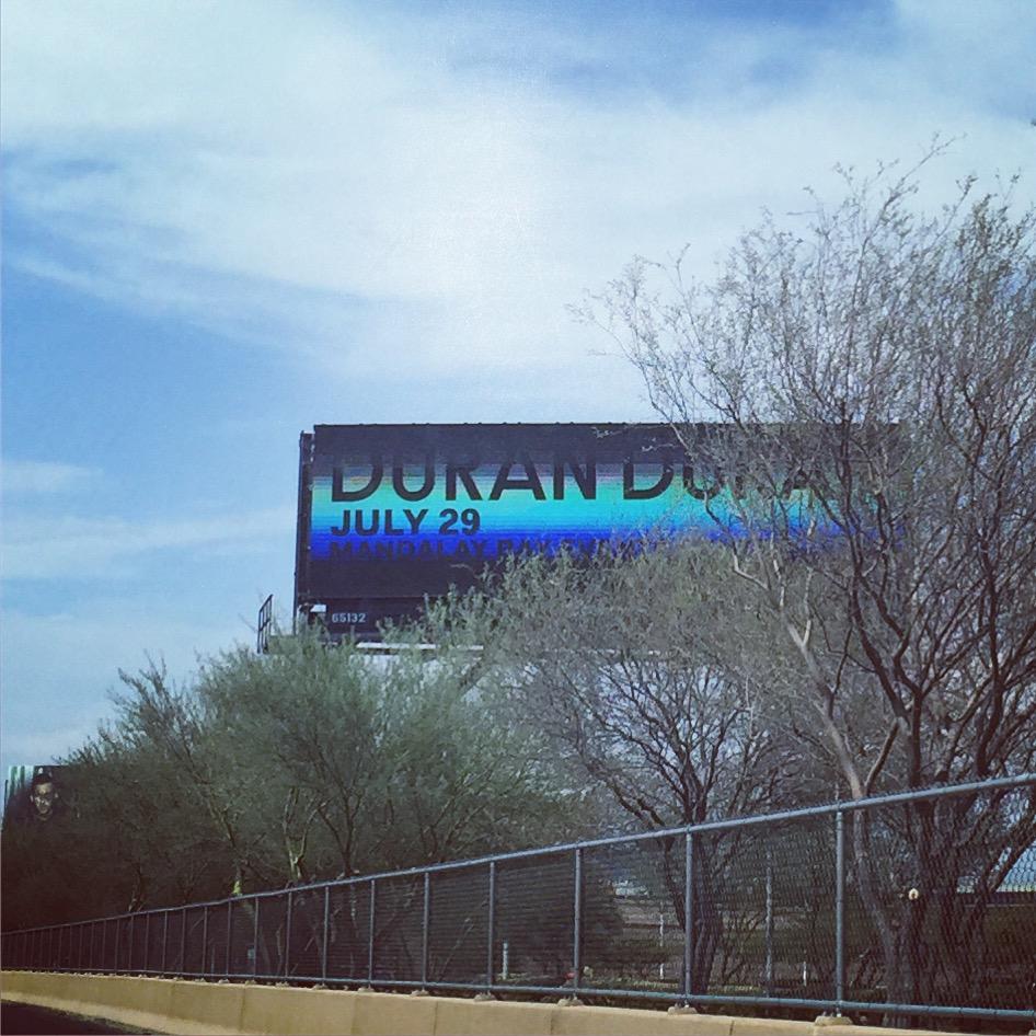 Vegas billboard