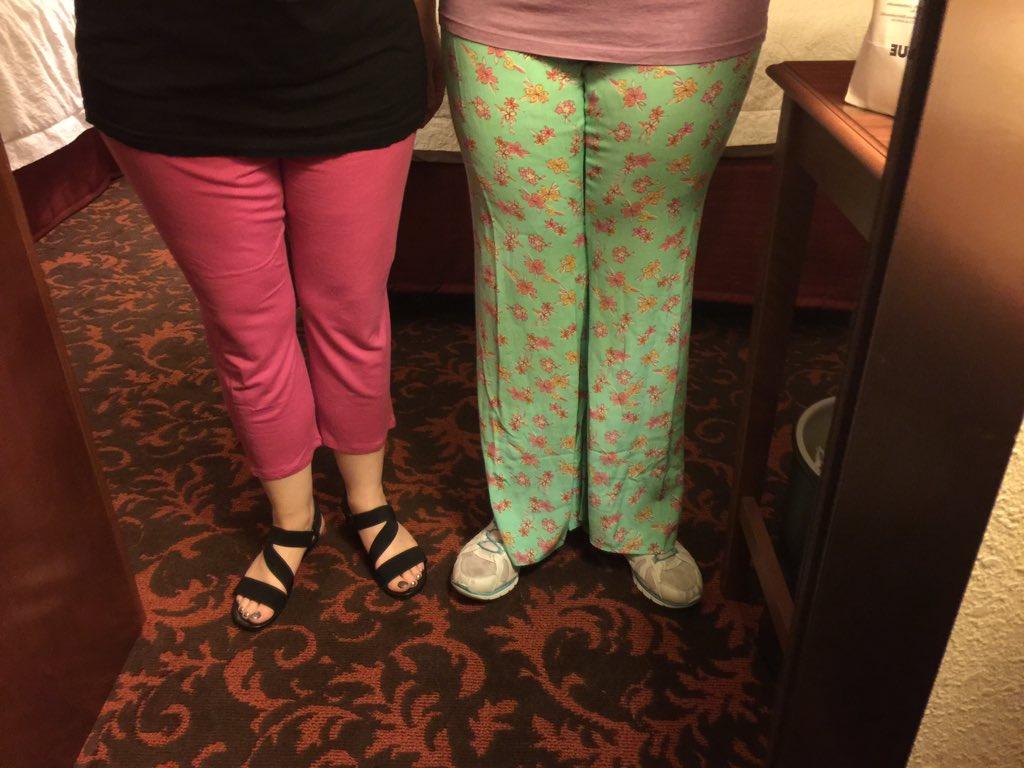 Bottom of Pants